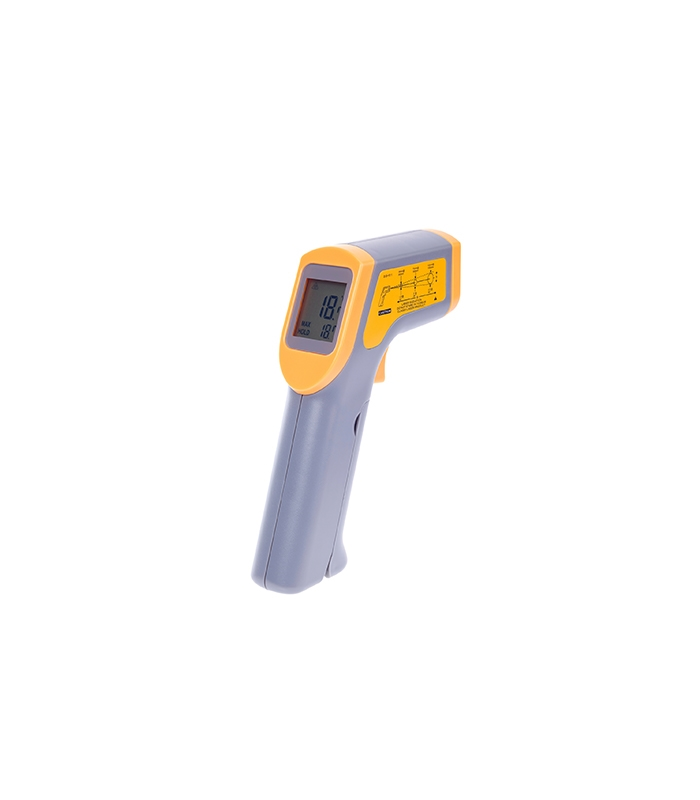 Non Contact Infrared Thermometer with Laser Sighting
